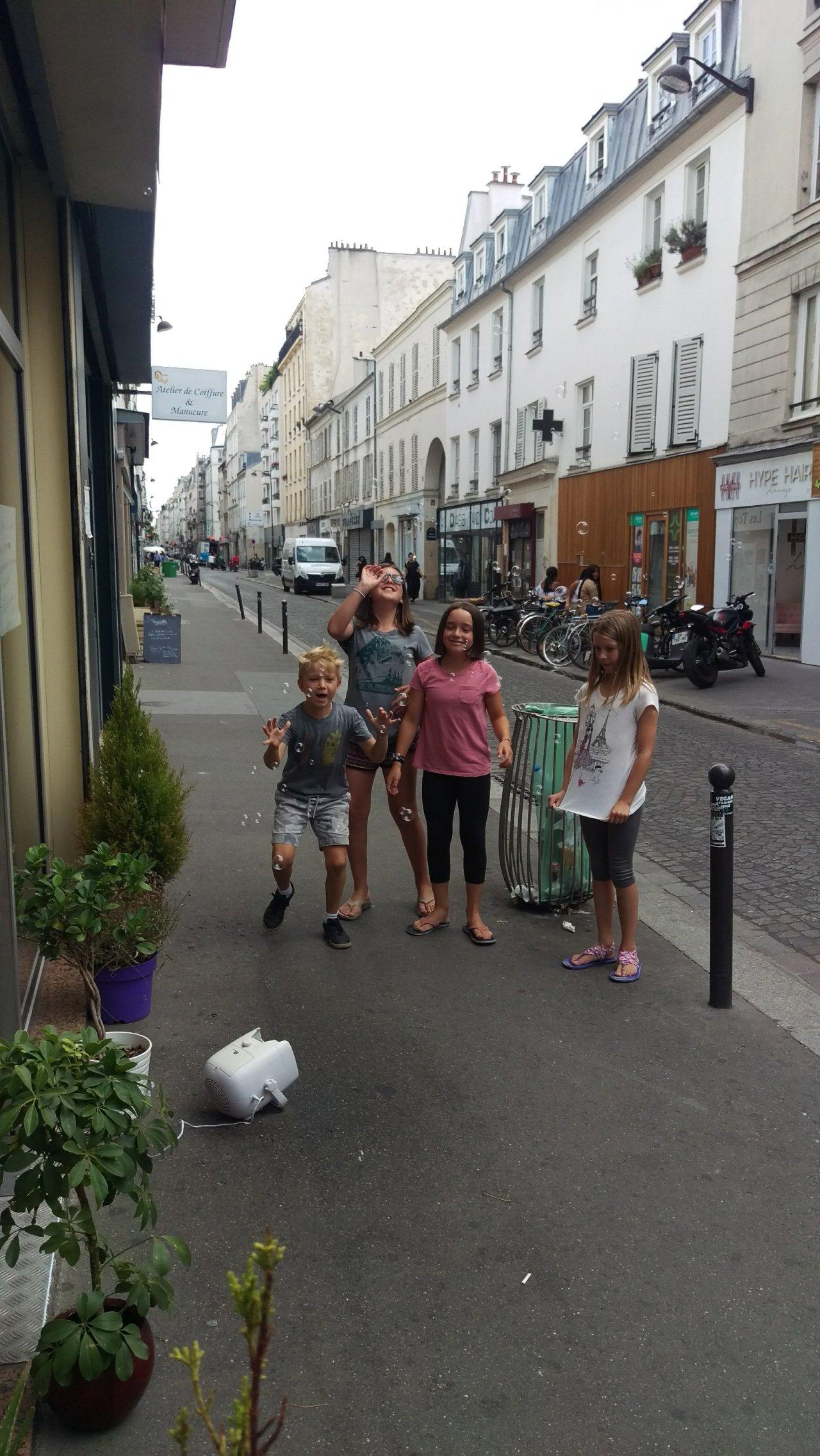 Paris avec desAmis