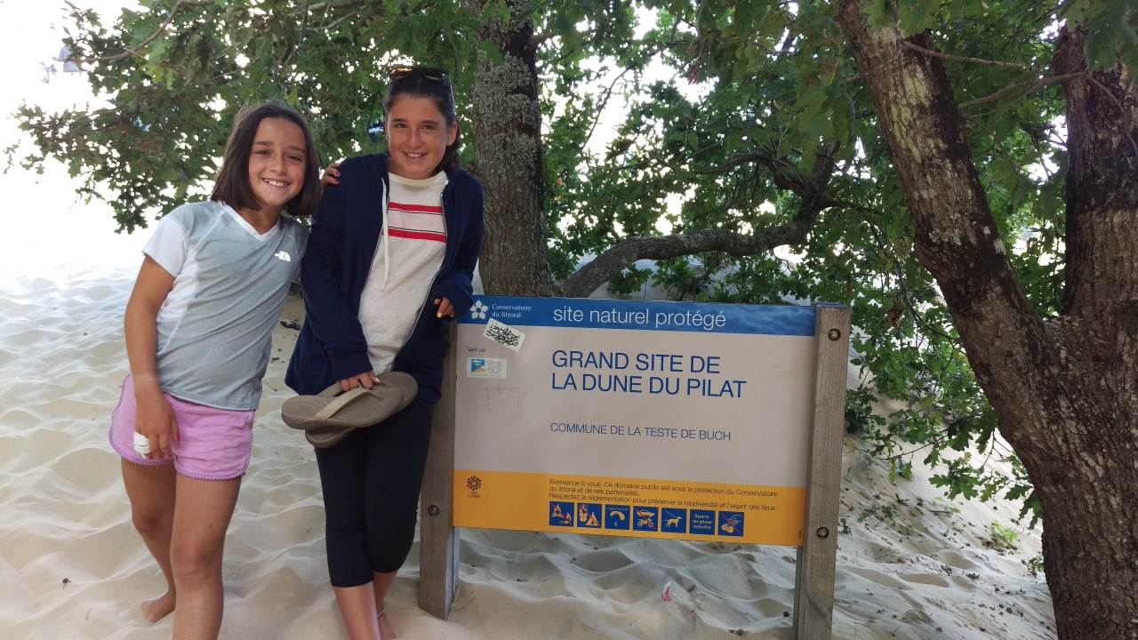 La Dune du Pilat, byAnnabelle