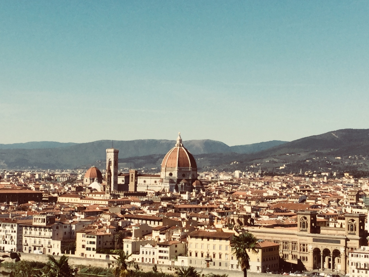 Four nights in Firenze, by Christiana