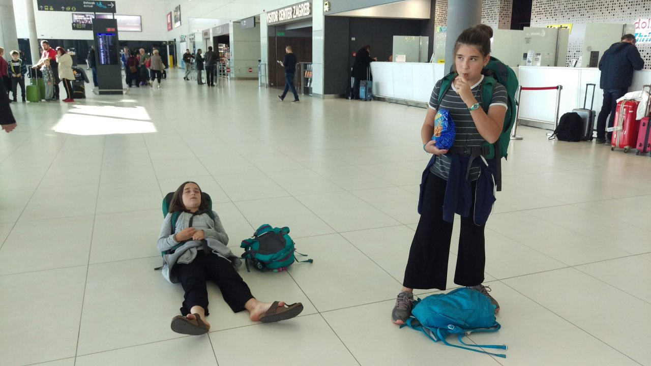 Zagreb, Dubai, Bankok, Oh My! ByAmelia