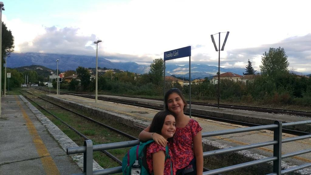 Finding Family in Frosinone, by Christiana