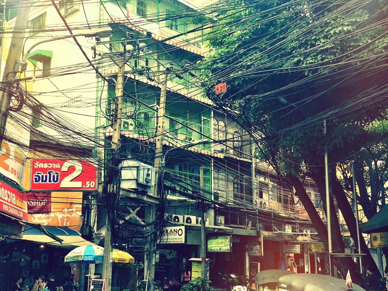 Bangkok, Same Same but Different – byWayne
