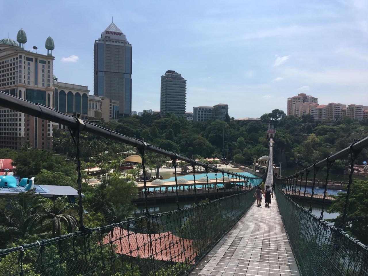 Waterpark fun in Kuala Lumpur, byAnnabelle