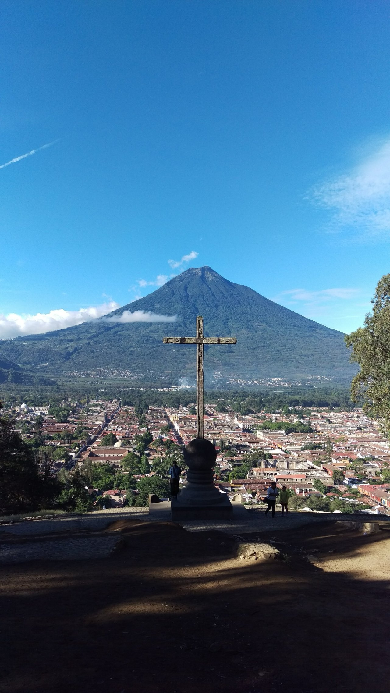 Final international stop – Guatemala